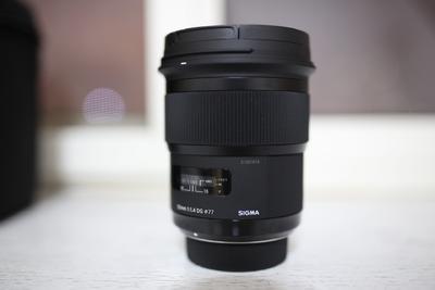 适马(SIGMA) ART 50mm F1.4 DG HSM  S50A 尼康口,国行98新