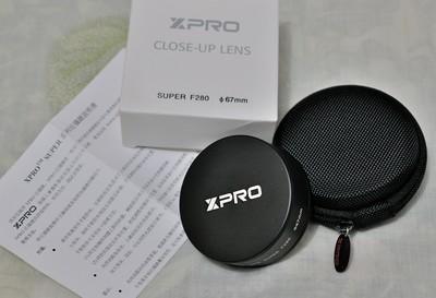 摄之宝 xpro F280近摄镜