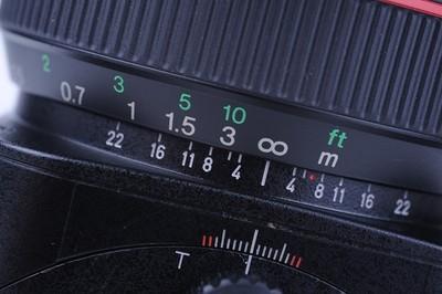佳能 TS-E 24mm f/3.5L  95新 移轴镜头