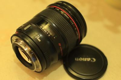 佳能 EF 24mm f/1.4L II USM,自用实际使用时间和次数很少,同城见面优先可适当议价