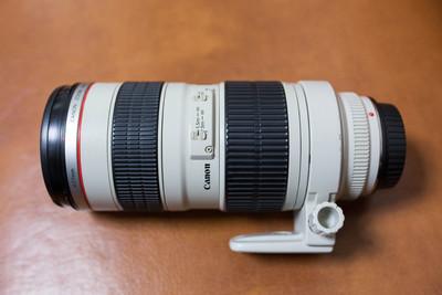 转自用佳能小白70-200mm f2.8L