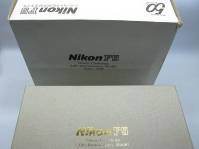 (库存现货)Nikon F5 50周年纪念版