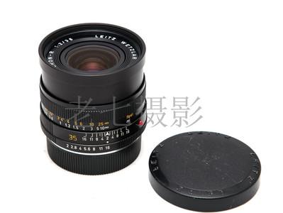 Leica/徕卡 Summicron R 35/2 二代 E55 好成色 C00849