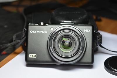 出售自用奥林巴斯 XZ-1数码相机一台