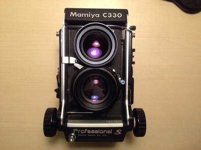 Mamiya C330S 80mm f2.8 套机