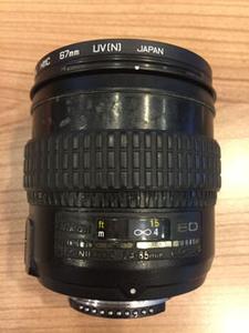 低价转让 尼康24-85mm 1::35-4.5G 镜头