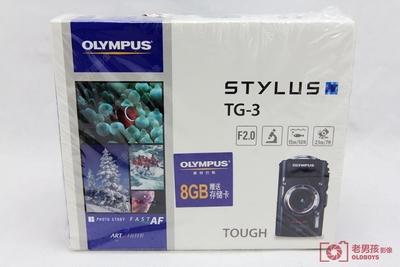 Olympus/奥林巴斯 STYLUS TG-3水下潜水相机 柜台展示样机出售