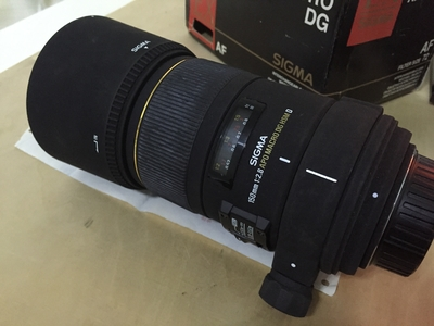 适马 APO MACRO 150mm f/2.8 EX DG HSM(尼康卡口)