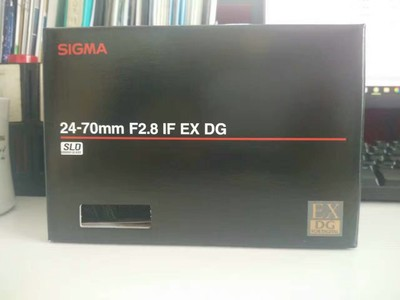 适马24-70mm 2.8 IF EX DG 佳能口