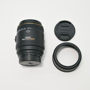 适马 MACRO 70mm f/2.8 EX DG 尼康卡口