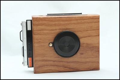 全新4X5大画幅 针孔相机