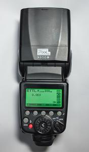 品色650c闪光灯