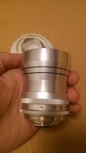 dkl 镜头两个 35mm f3.4 和135mm f4