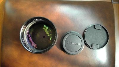 contax p85 1.4  mmj