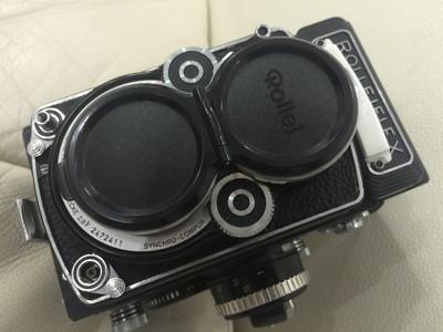 Rolleiflex 禄莱2.8F Planar