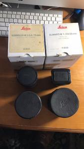 Leica Summilux-M 75 mm f/ 1.4