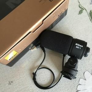 Nikon尼康ME-1立体声麦克风