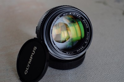 奥林巴斯 Olympus OM Zuiko 50mm f1.2, 35mm f2, 28mm f2