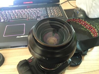 出售美能达28-70 F2.8G镜头成色如新非常好