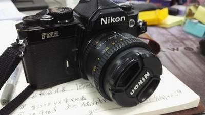 Nikon FM2 80-85新 功能全部正常