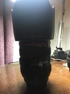 佳能 EF 24-70mm f/2.8L USM 一代镜皇