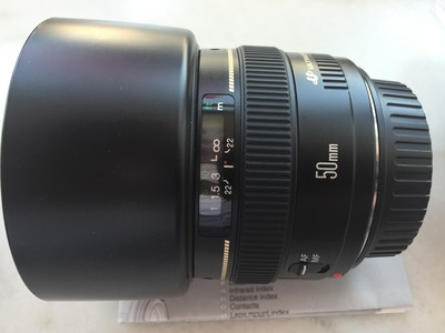 佳能 EF50mm f/1.4L USM