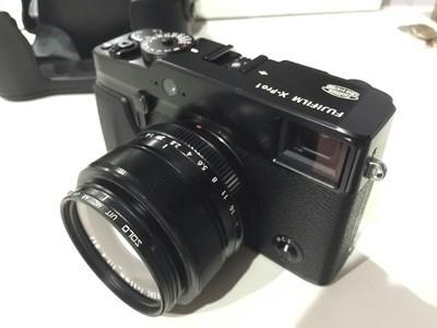 富士 X-Pro 1 18mm/f2.0 套机