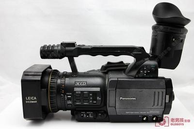Panasonic/松下 AG-DVC180BMC 3CCD 专业磁带摄像松下180B摄像机