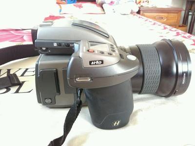 哈苏H4D-60,带四个镜头,四个 UV