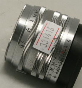95新(佳能)高品质旁轴镜  50/1.8 L39  (331416)