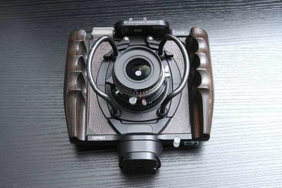 CAMBO金宝WRS5000  移轴快拍机 施耐德35 5.6,可交换