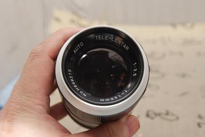90新TELE-LENTAR 135MM F3.5#0083(欢迎议价,支持交换)