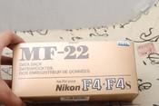 98新NIKON MF-22 带包装#0145(欢迎议价,支持交换)