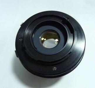 1个日本MAENON MC MD口28mmF2.8纯手动广角镜头(与美能达MD口通用