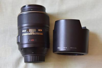 尼康 AF Micro Nikkor 105mm f/2.8G VR