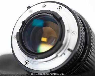 出一个尼康70-210mm f4镜头