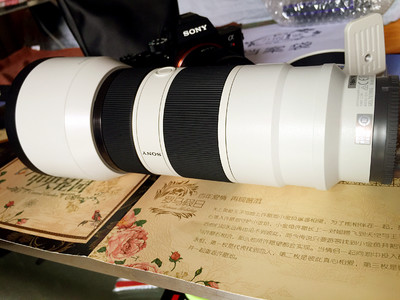 索尼 FE 70-200mm f/4 G OSS  99新原厂镜头出