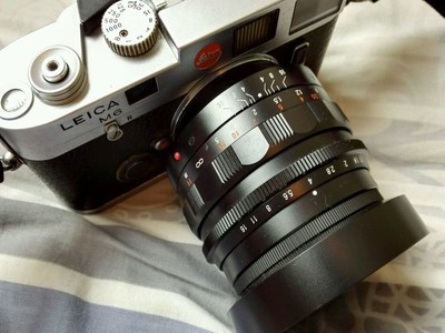 福伦达 Nokton 50mm f/1.1