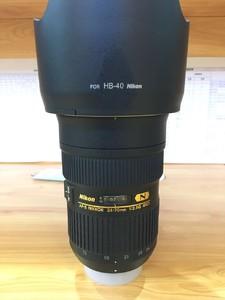 转让尼康24-70 2.8 一代镜头