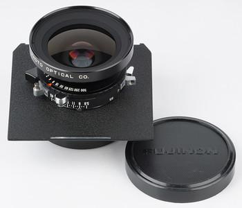 极新 富士FUJINON SWD 65mm f5.6 富士珑65 5.6 大画幅超广角镜头