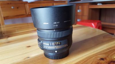 尼康 AF 50mm f/1.8G