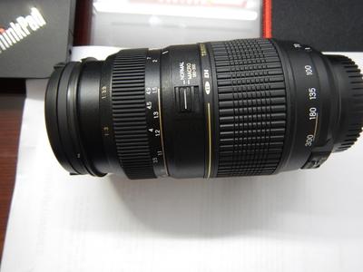 腾龙 AF70-300mm f/4-5.6 Di LD Macro 1:2(A17)尼康NII卡口