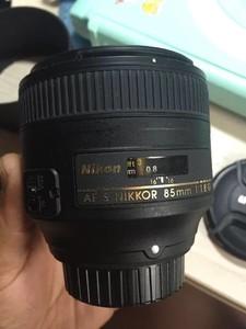 尼康 AF-S NIKKOR 85mm f/1.8G