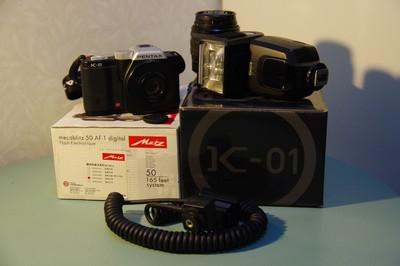 宾得 K-01(18-55,40mm XS,美兹50)