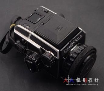 BRONICA 勃朗尼卡 相机 EC +75/2.8 套机 成色好