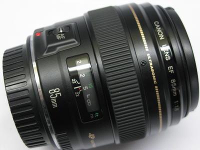 99新佳能 EF 85mm f/1.8 USM(送UV)