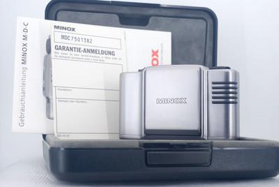 美乐时限量版minox M.D.C MDC 35mm/f2.8 旁轴 胶片相机