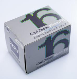 零使用全套 Carl Zeiss 16mmF8 G16/8 HologonT*