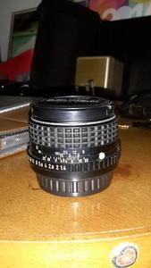 宾得 手动镜头 M50 1.4