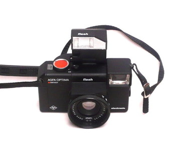 AGFA Optima Sensor 35mm胶片相机
